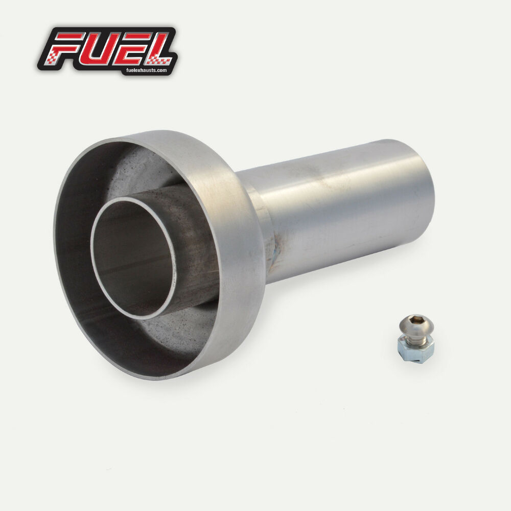 """Removable Baffle / DB Killer 2.5"""" / 63.5mm For Straight"""