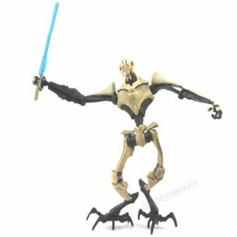 Star Wars General Grievous Toys : Freeship star wars the clone general grievous