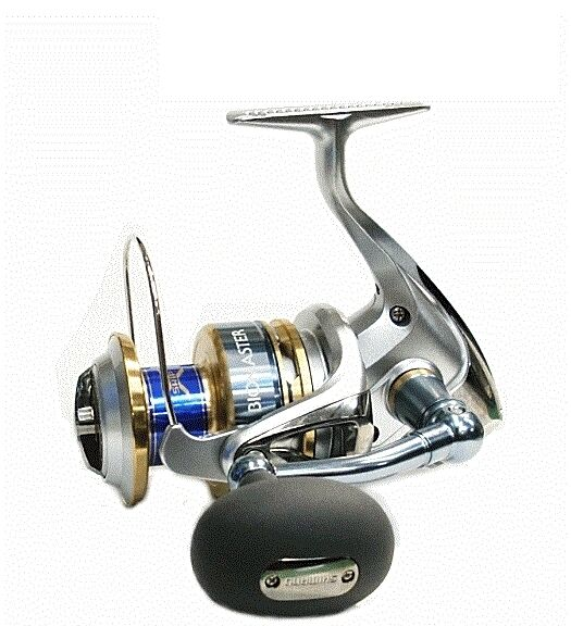 New shimano 13 biomaster sw 8000pg spinning reel from for Japanese fishing reels