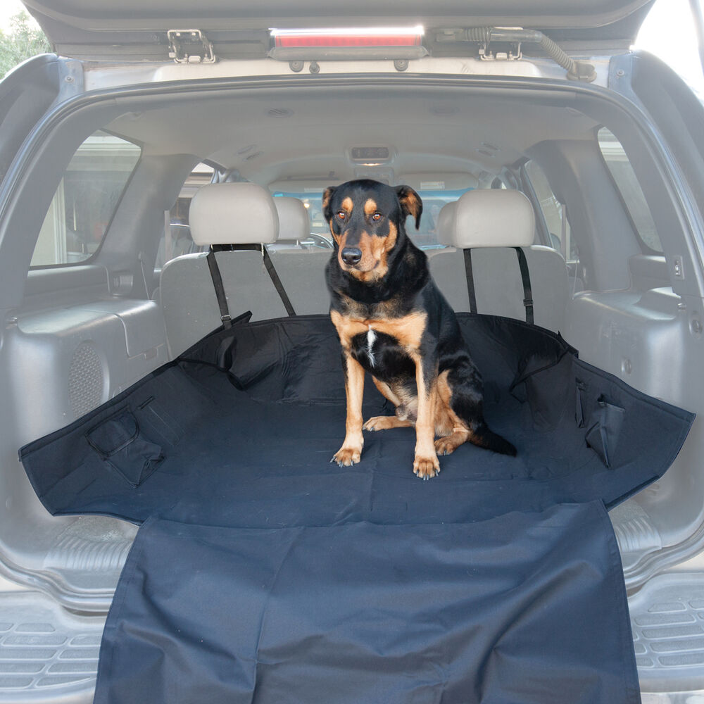 Oxgord Pet Car Suv Van Back Trunk Cargo Bed Liner Cover
