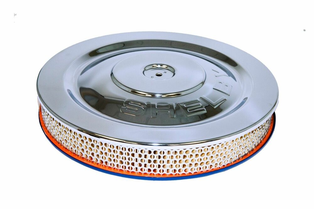 Ford Air Cleaner Assembly : Ford mustang shelby quot hipo air cleaner