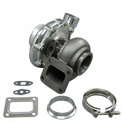 Supercharged Mustang Surging: CXRacing T72 Turbo Charger TurboCharger T4 .81 AR P Trim 3