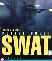 Police Quest: SWAT Force (PC Games)