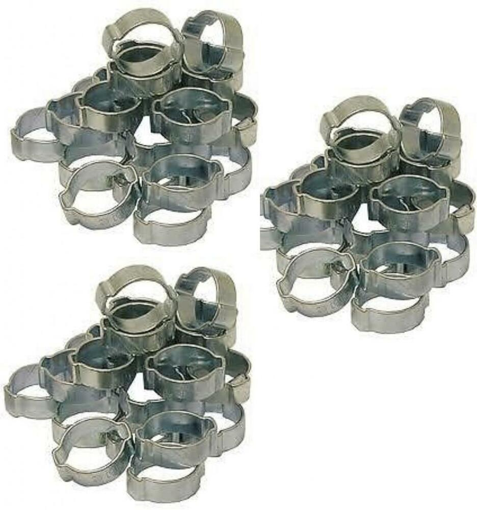 O clips petrol diesel clamps clip clamp silicone hose