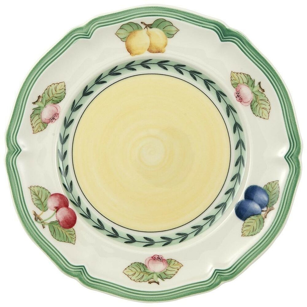 villeroy boch french garden fleurence bread plate ebay. Black Bedroom Furniture Sets. Home Design Ideas