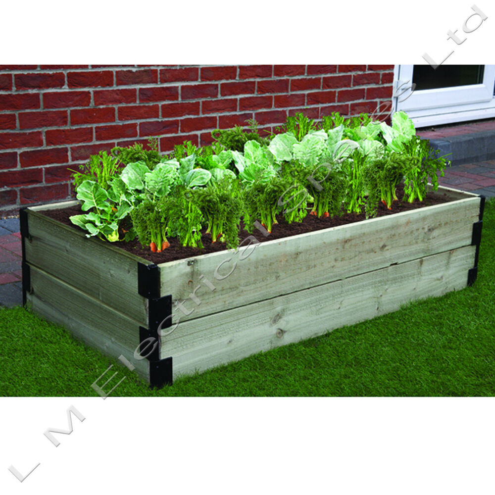 High Quality Garden Outdoor Fittings For Raised Bed Kit Ebay
