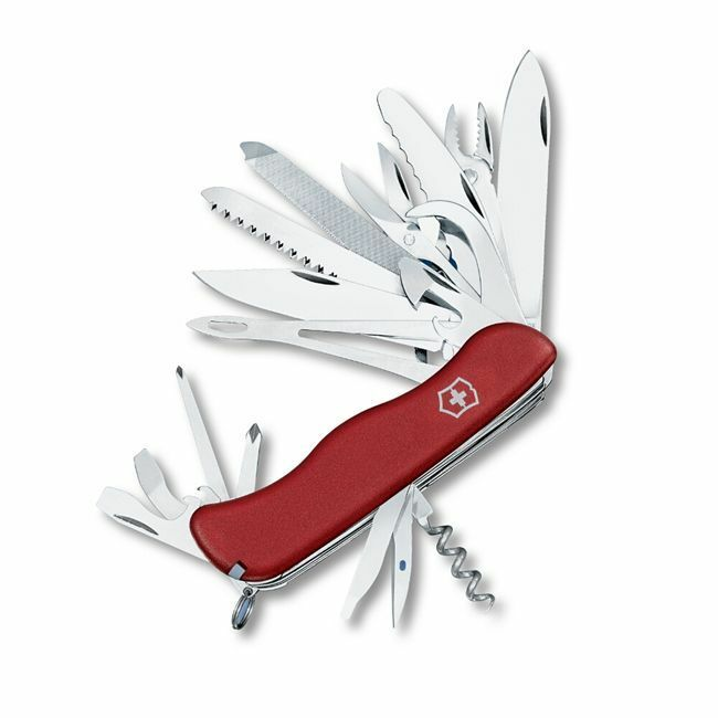 Victorinox Workchamp Xl Lockblade Swiss Army Knife Made In