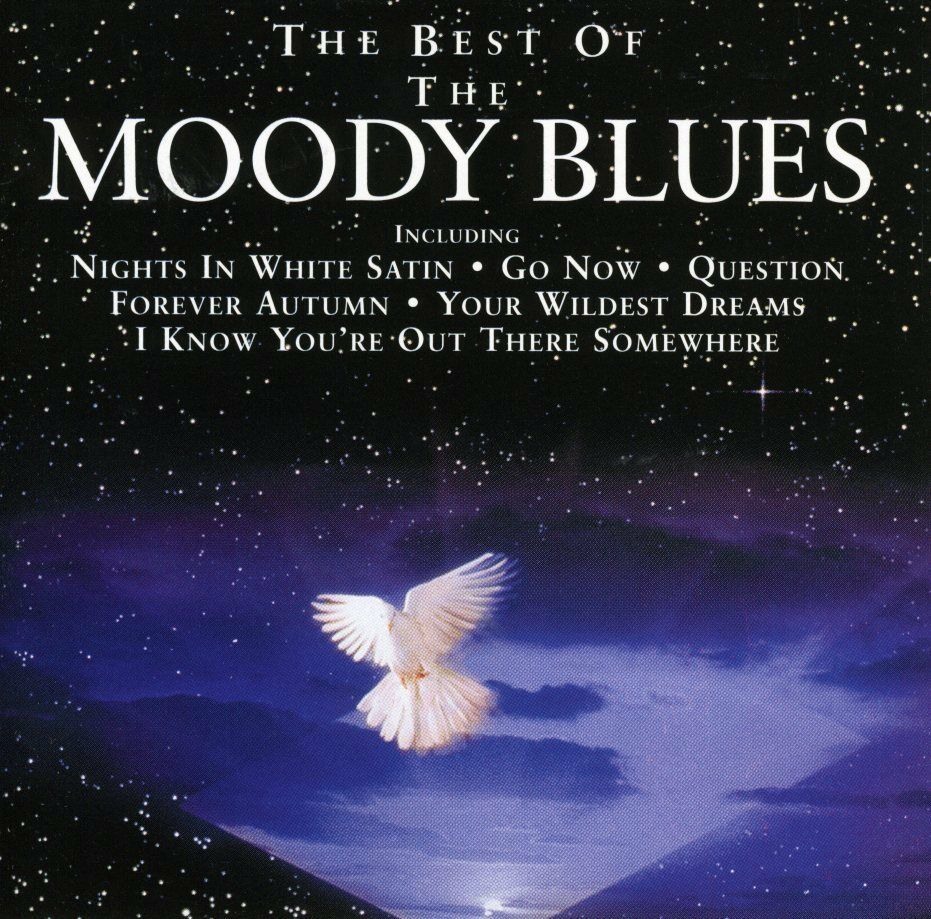 the moody blues new sealed cd the very best of greatest hits collection ebay. Black Bedroom Furniture Sets. Home Design Ideas