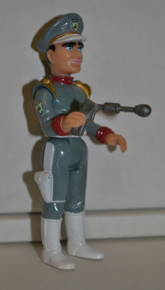 Toys For Troy : Stingray kelloggs mail away troy tempest with raygun