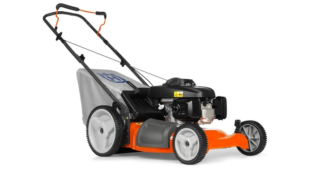 husqvarna p push mower cc honda engine   ebay