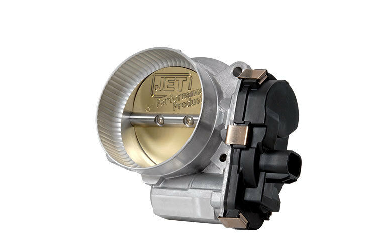 JET 76100 Powr-Flo High Flow Aftermarket Throttle Body ...