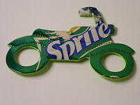 Motorcycle Magnet Sprite Soda Can Beer Can Recycled Art Makes A Unique Gift New