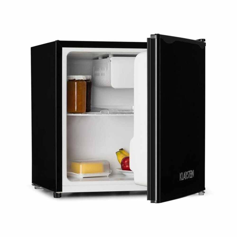 mini bar k hl schrank getr nke w rfel dosen k hler 50l schwarz praktisch kompakt ebay. Black Bedroom Furniture Sets. Home Design Ideas