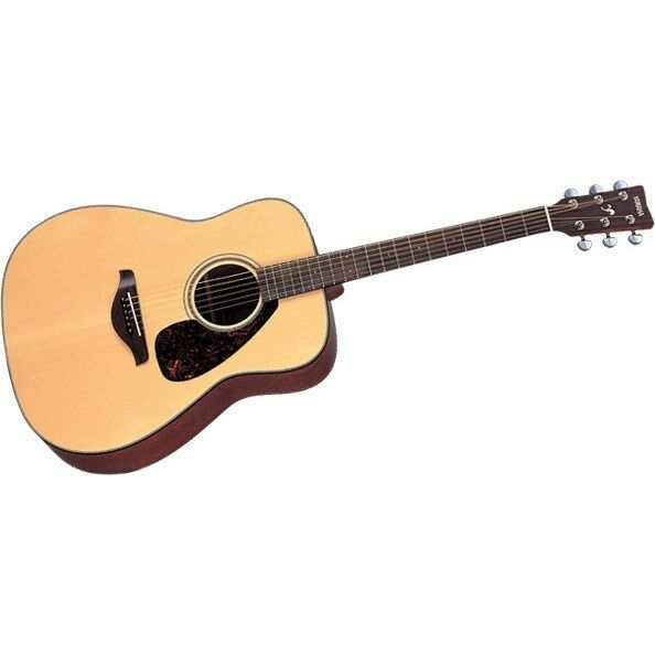 Yamaha fg700s folk acoustic guitar natural authorized for Yamaha acoustic bass guitar