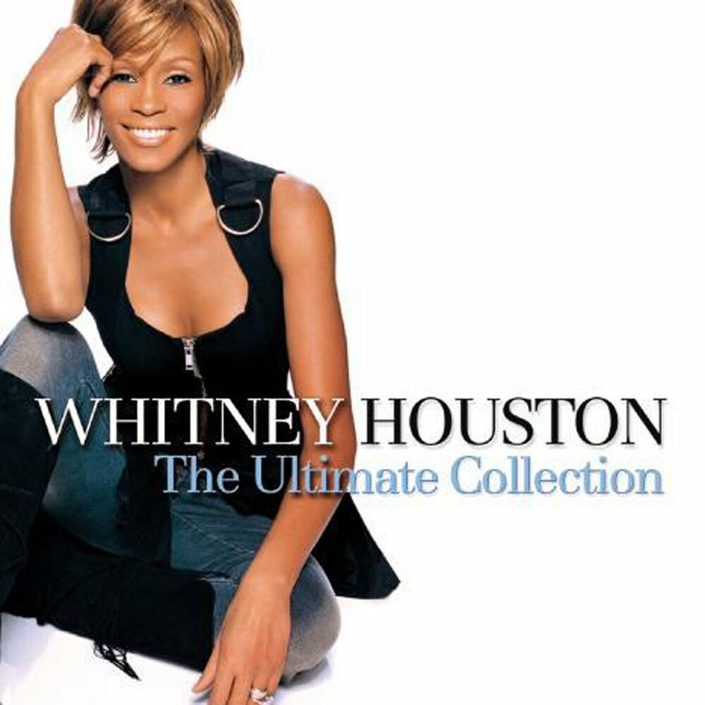 WHITNEY HOUSTON ( NEW SEALED CD ) ULTIMATE COLLECTION VERY