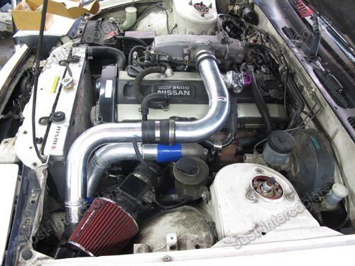 cxracing intercooler alum piping kit bov for nissan s13. Black Bedroom Furniture Sets. Home Design Ideas