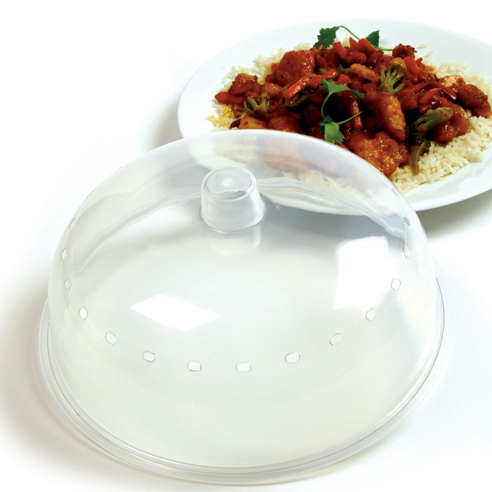 Norpro 2067 Microwave Food Dome Cover Lid Splatter Screen