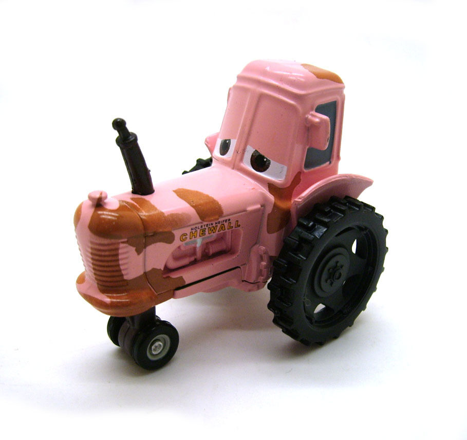 Disney pixar movie cars diecast tractor chewall toy car ebay - Tracteur cars ...