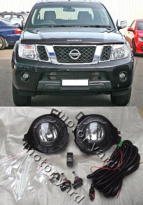 Nissan Navara D40 Fog Light Wiring Diagram : Out of stock nissan navara d spot driving