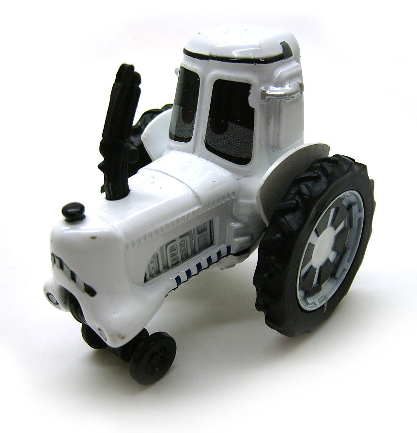 Tractor From Cars : Disney pixar movie cars diecast star wars weekend tractor