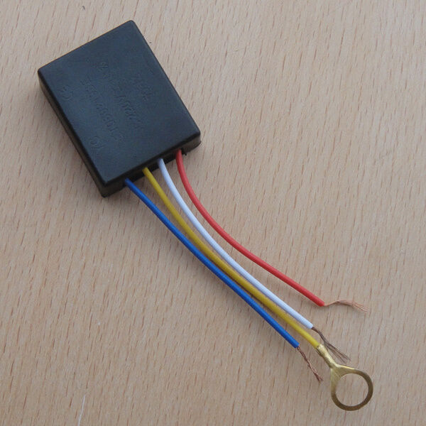 ac 110v 1a 3 way desk light parts touch control sensor. Black Bedroom Furniture Sets. Home Design Ideas