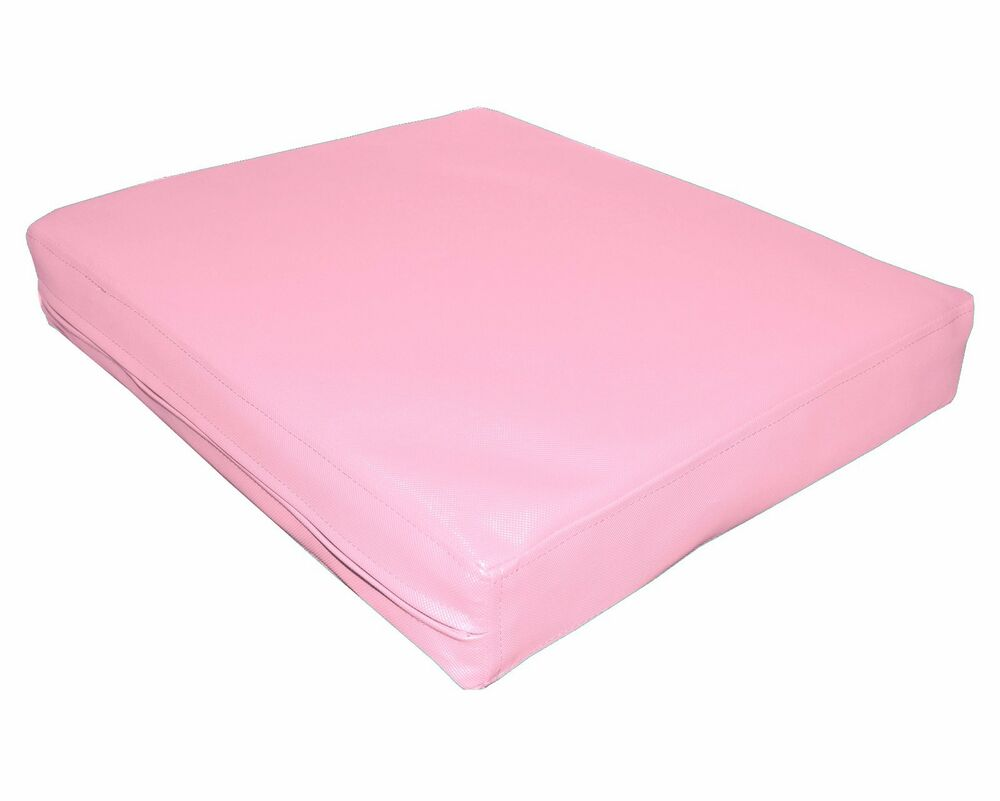 Pa806t Pink Water Proof Outdoor Pvc 3d Box Sofa Seat