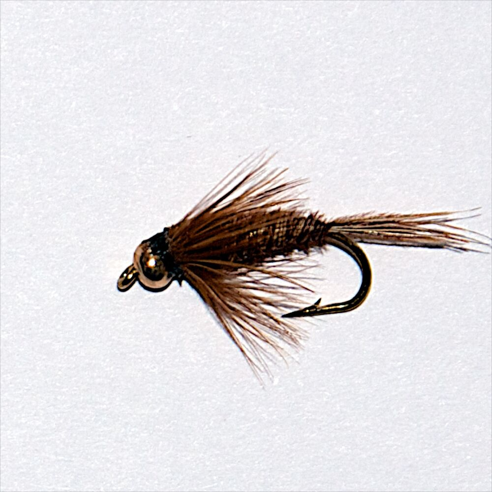 Pheasant tail gold head nymph trout grayling fly fishing for Ebay fly fishing