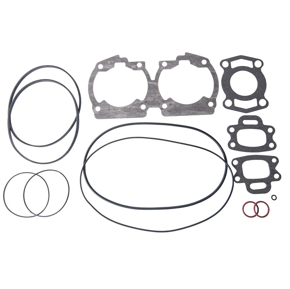 seadoo top end gasket kit 587 white gts gtx sp spi xp 1992