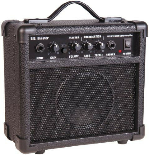 bb10 blaster 10 w electric guitar practice amp amplifier combo new ebay. Black Bedroom Furniture Sets. Home Design Ideas