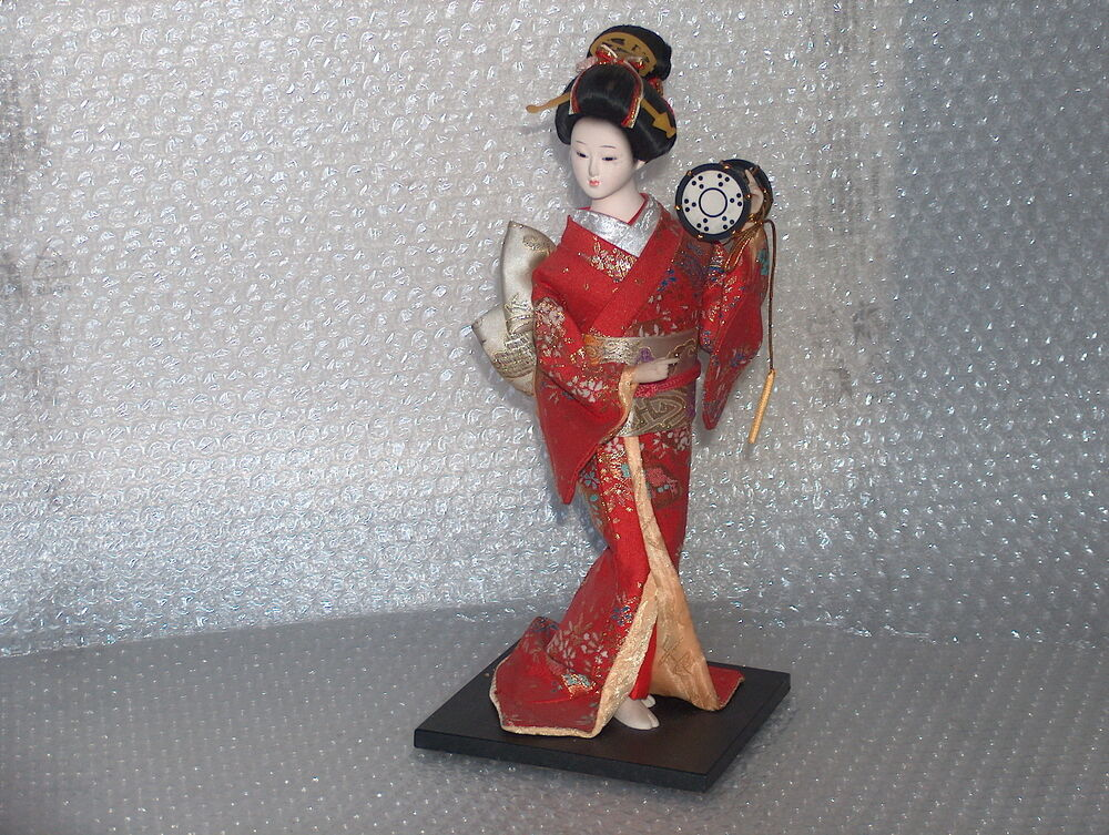 Asian Porcelain Doll 10