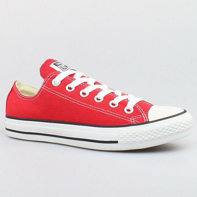 converse all star chucks ox core red rot m9696 schuhe ebay. Black Bedroom Furniture Sets. Home Design Ideas
