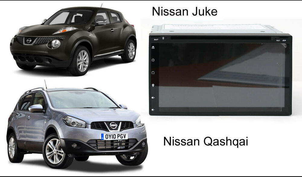 autoradio gps 2din nissan qashqai juke 7 touchscreen. Black Bedroom Furniture Sets. Home Design Ideas