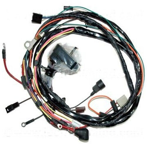 72 Chevy Nova Engine Wiring Harness  New