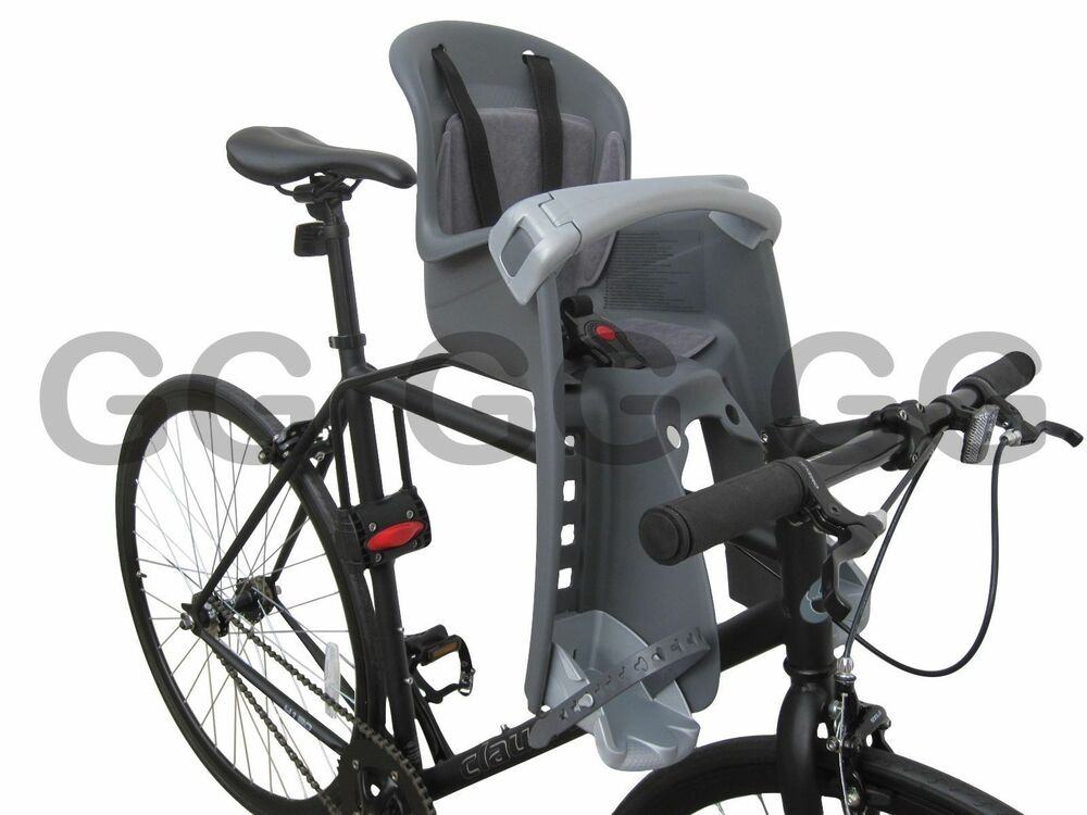 Front Mounted Child Bike Cycle Baby Seat Polisport Age 1-3 ...