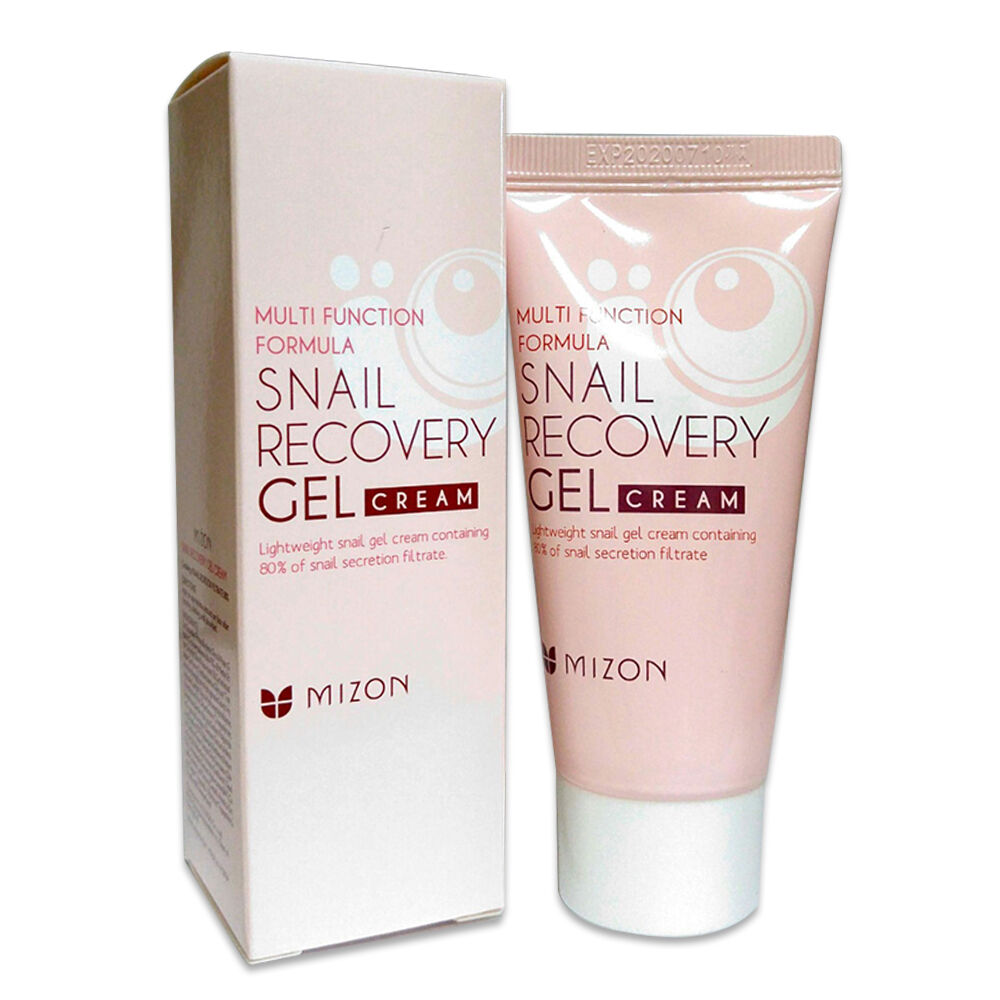 Snail recovery gel review