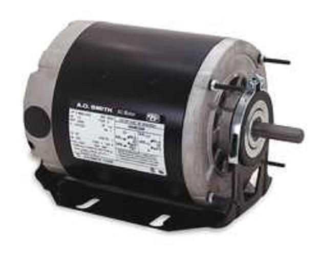 H275v2 1 2 hp 1725 rpm new ao smith electric motor ebay for 1 2 hp ac motor