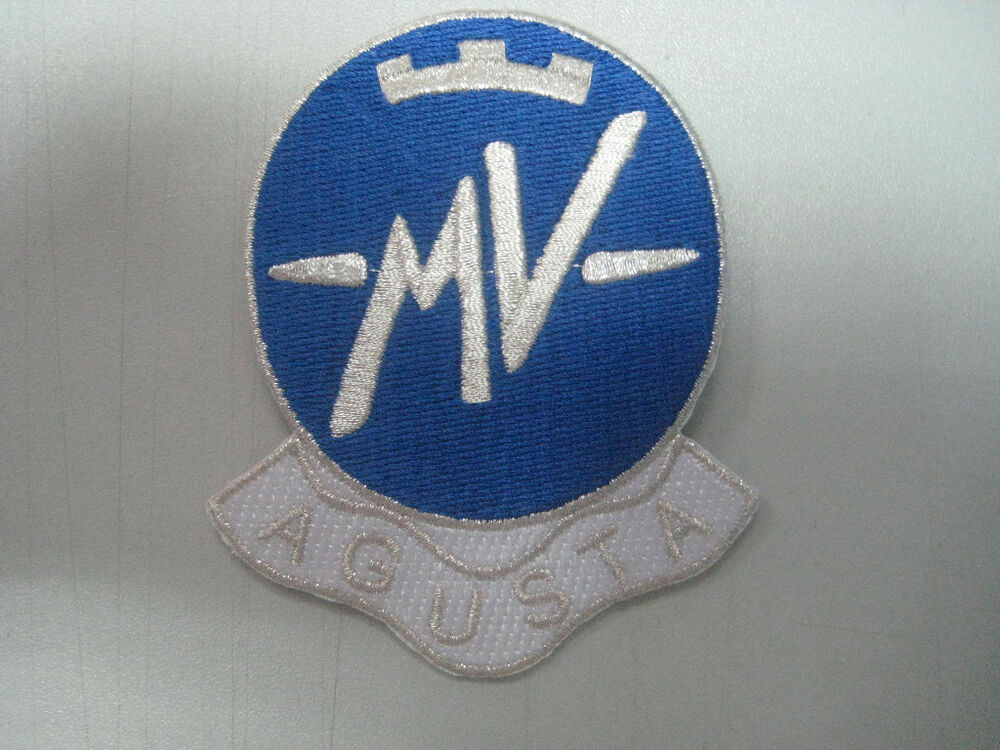 Mv agusta motorcycle racing biker quality jacket patch ebay
