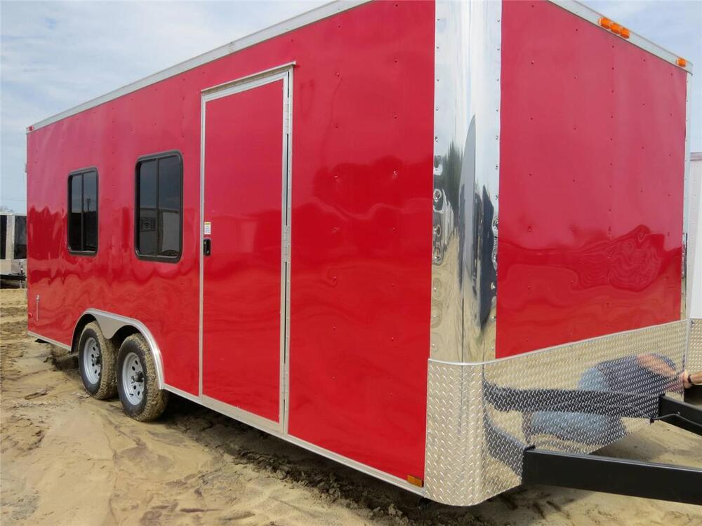 New 8 5x20 3500 Road Dog Pro Tow Enclosed Cargo Trailer