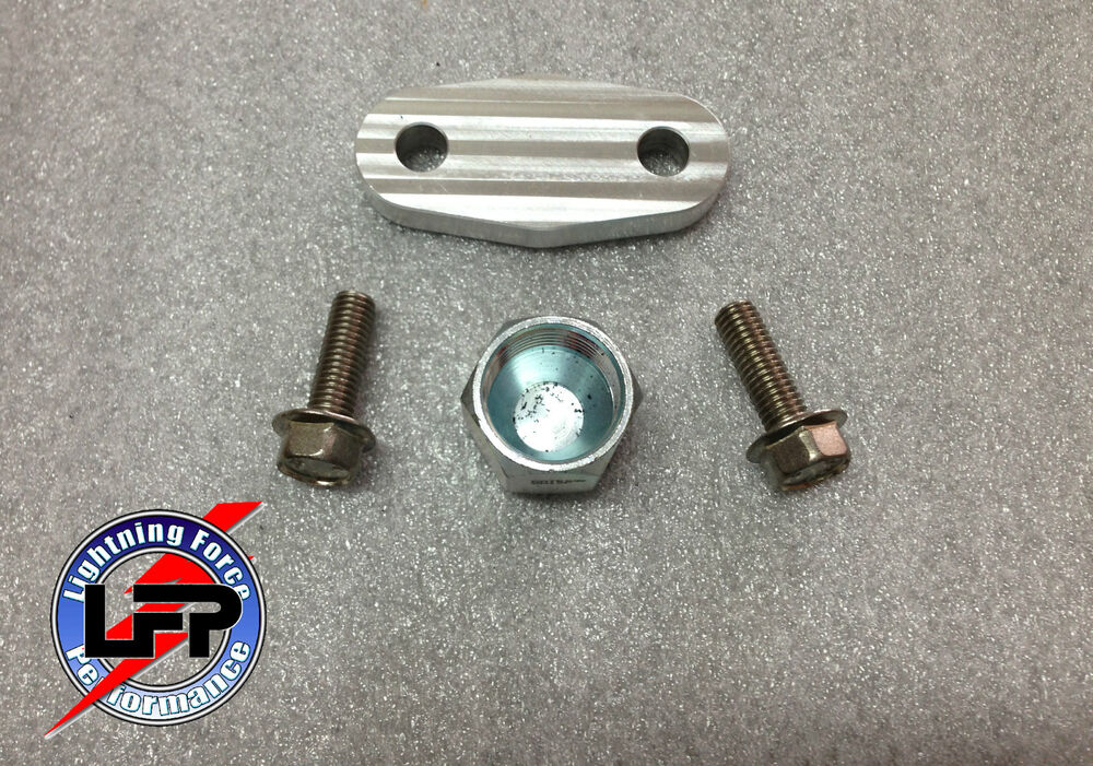 Ford Lightning Exhaust System LFP FORD SVT 1996-2004 03-04 MUSTANG COBRA EGR DELETE KIT WITH EXHAUST ...
