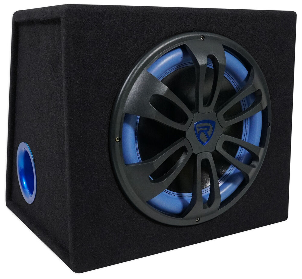 Rockville RVB12.1A 12 Inch 500W Active Powered Car