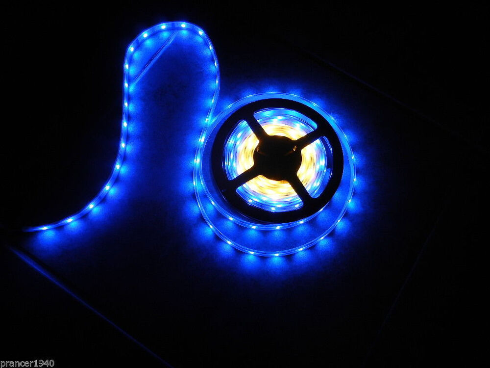 6 Roll 12 Volt LED Crazy Lighting System - Rope Tape Lights Chasing - 98.4 feet eBay