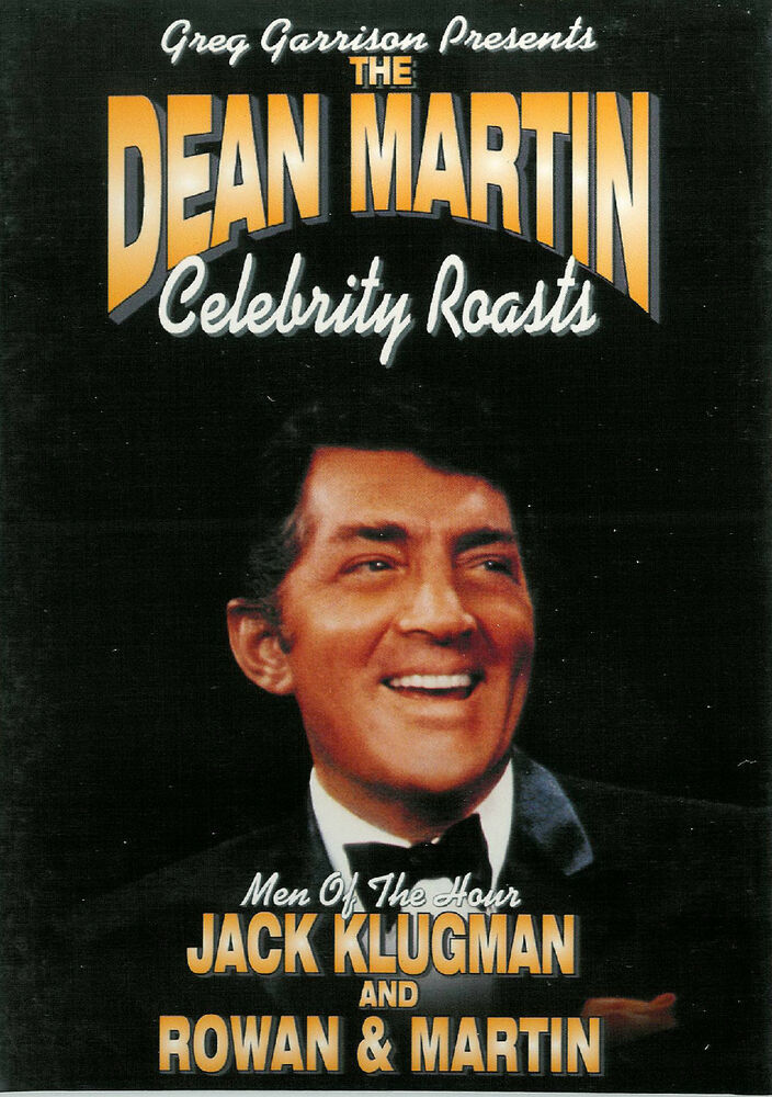 Amazon.com: Dean Martin Celebrity Roasts (DVD): Dean ...