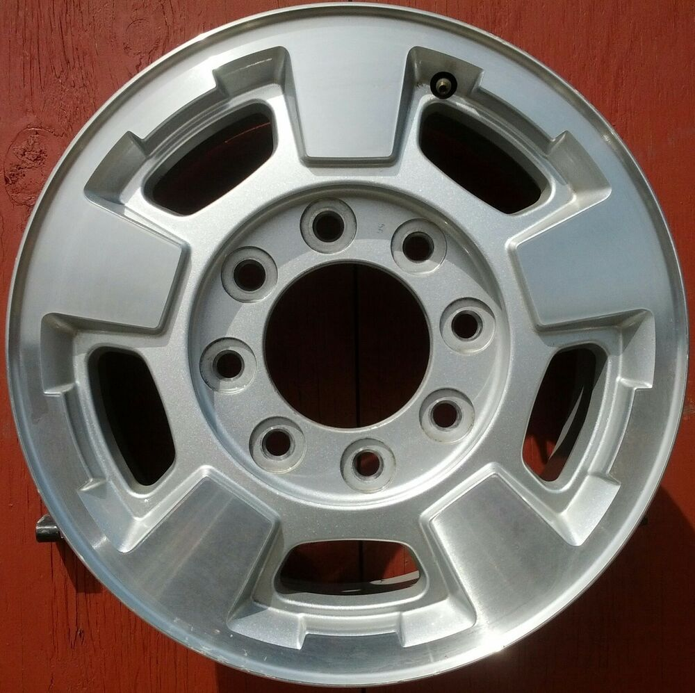 Used 30 Inch Rims : Chevy silverado inch wheel  mags ebay