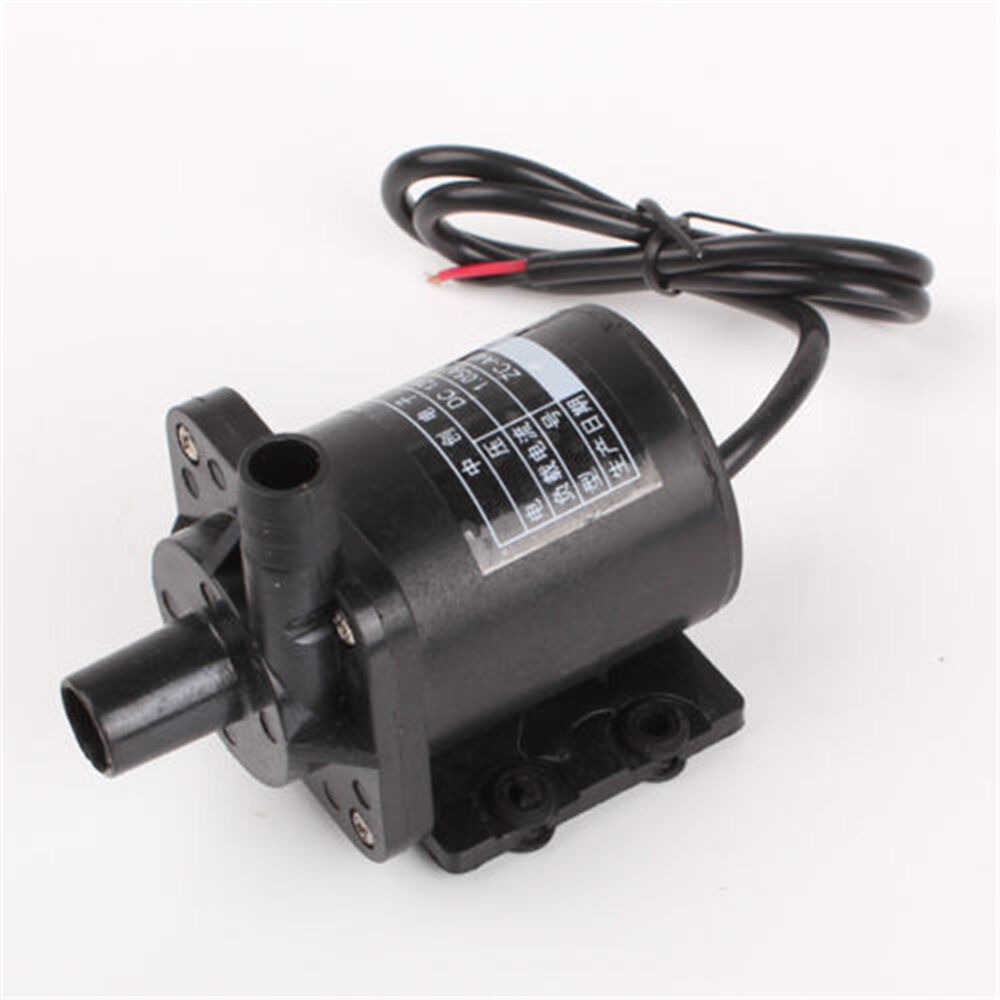 Waterproof dc 12v electric centrifugal brushless water for Waterproof dc motor 12v