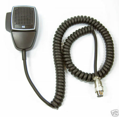 Tti Oem 4 Pin Replacement Cb Radio Microphone For Tcb550