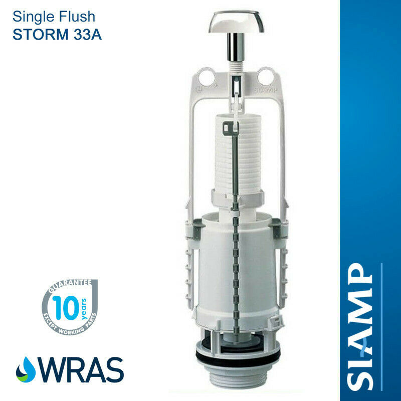 new siamp bathroom toilet single flush cistern outlet