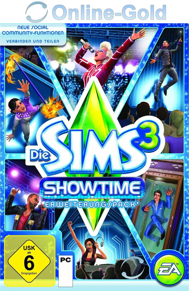 die sims 3 showtime key ea origin download code pc. Black Bedroom Furniture Sets. Home Design Ideas