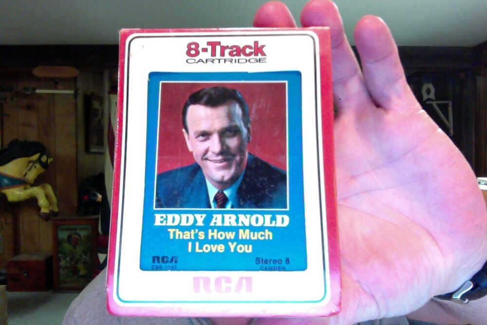 Eddy Arnold Country Songs I Love To Sing