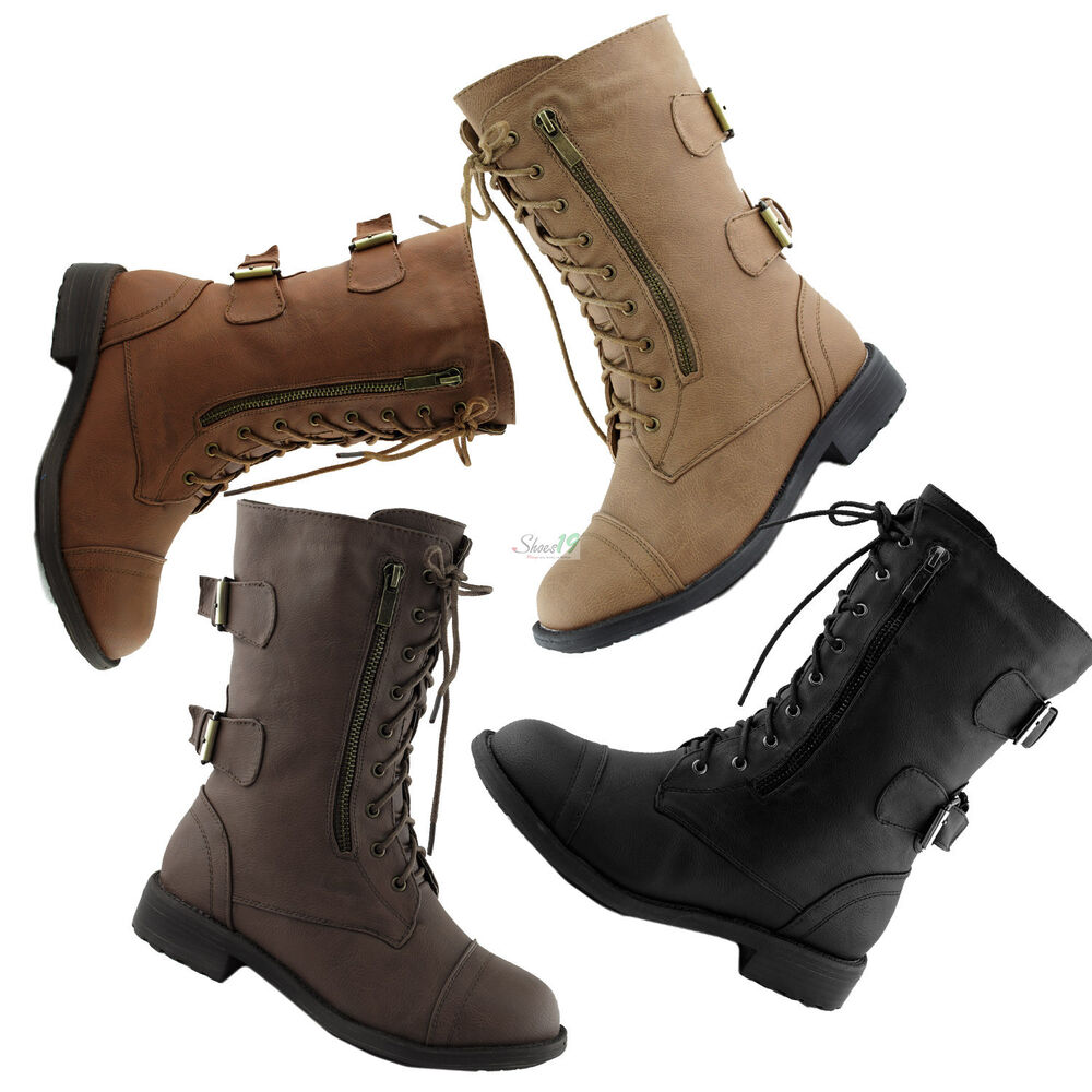 Elegant Brown Combat Boots Women Outfit With Popular Inspiration In Uk | Sobatapk.com