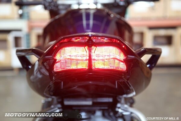 06 15 Yamaha Fz1 Fz 1 Integrated Turn Signal Led Tail
